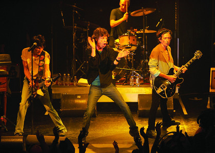 """50 & counting"" - The Rolling Stones spielten erste New York-Show im Barclays Center Brooklyn"